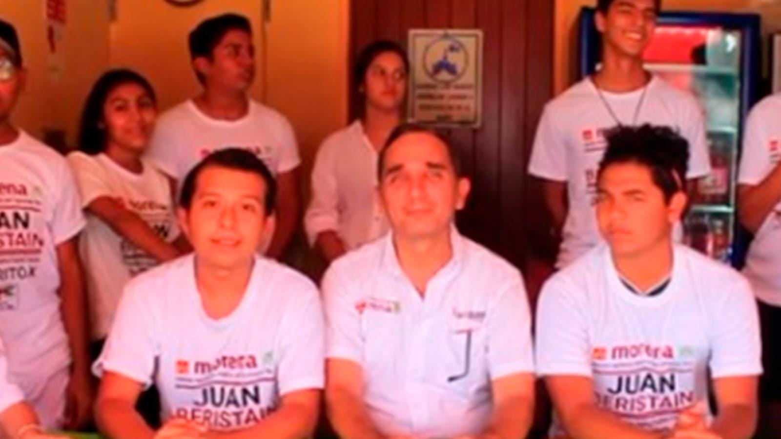 Renuncia Masiva de jóvenes del PRI: se van a Morena
