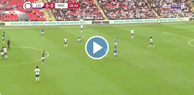 Leicester City vs Manchester City Live Score