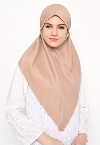 Bergo Sameera Hijab Instant Laser Cut