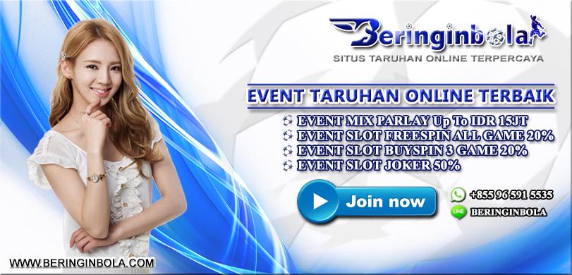 Event Taruhan Online Terbaik