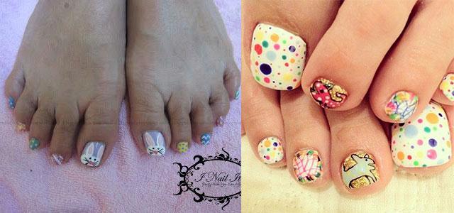 Fabulous Toe Nail Art Ideas For Everyone Nails Ideas