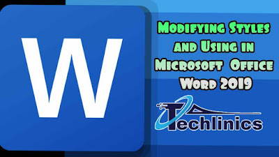 Modify-styles-and-using-inmicrosoft-office