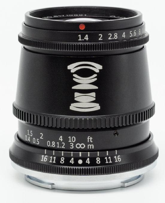 TTArtisan 17mm f/1.4
