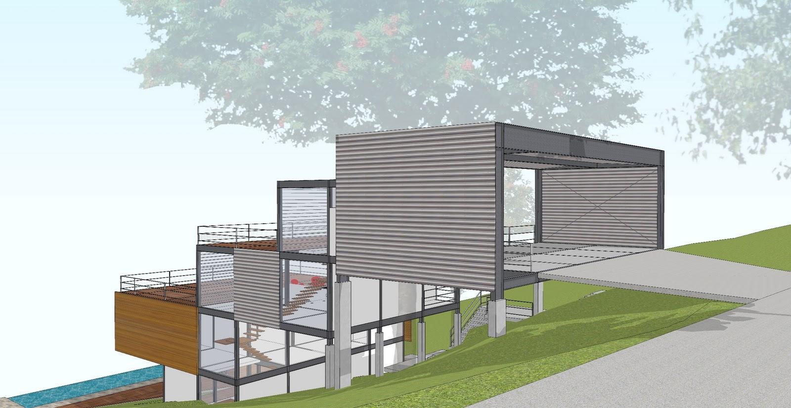 R2n arquitetura e urbanismo outubro 2011 - Terreno con casa ...