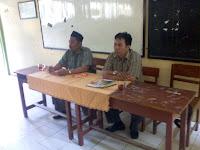 Pengurus MGMP Seni Budaya MTs Kabupaten Tegal Periode 2016-2020