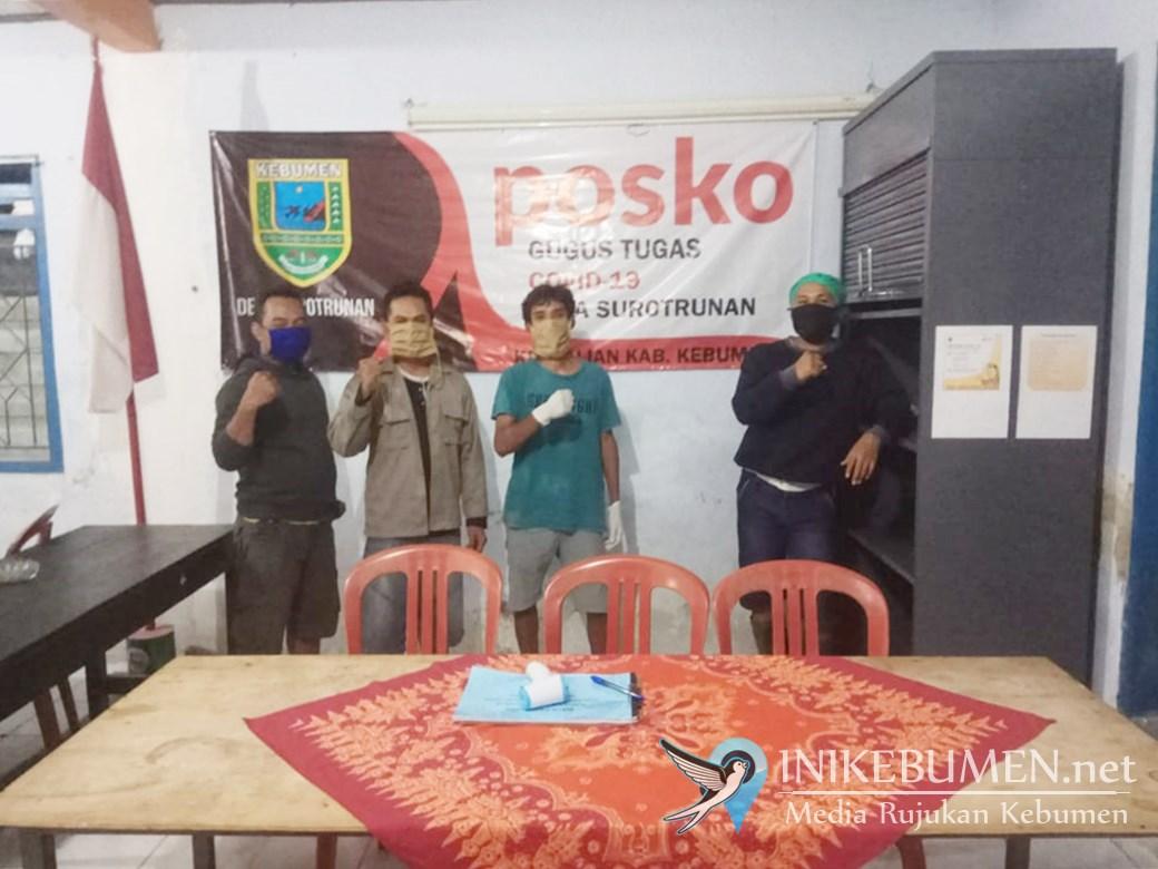 Ditengah Wabah Corona, Ada 182 Orang Pemudik di Desa Surotrunan
