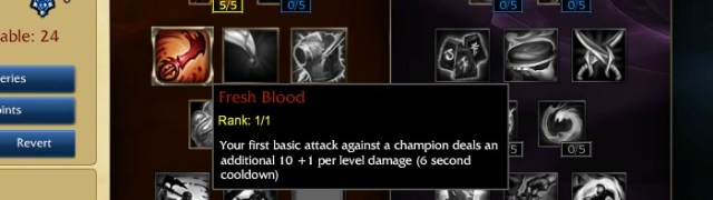 Fresh Blood (Bậc 2)