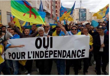 """قضية """"استقلال القبايل"""" """"تسمم"""" العلاقات الجزائرية الفرنسية"""