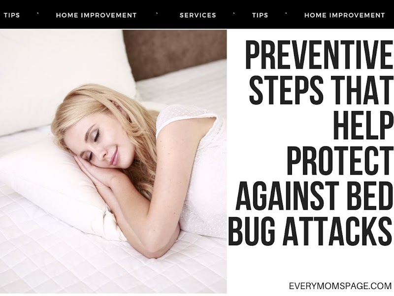 Preventive Steps That Help Protect Against Bed Bug Attacks