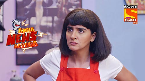 Shruti Seth actres real name apna news aayega
