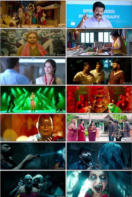 Kanchana 4 (Raju Gari Gadhi 3) (2019) Movie In Hindi Dual Audio 480p 720p HD || 7starHD