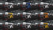 ets 2 european logistics companies paint jobs pack screenshots, ets 2 ford f-max skins 3