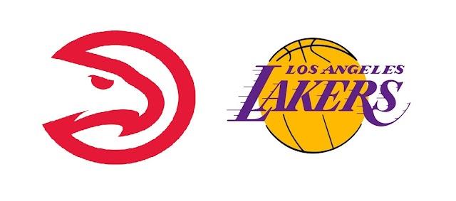 Lakers less LeBron James falls short to the Atlanta Hawks