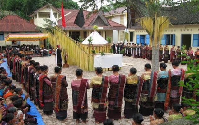 Ritual Agama Parmalim