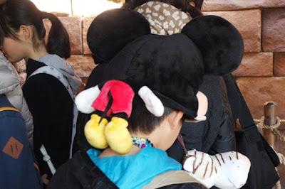 Mickey Mouse Hat at Tokyo Disneysea Japan