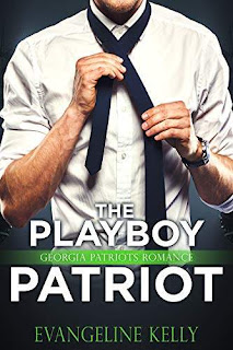 The Playboy Patriot - Christian romance book promotion Evangeline Kelly