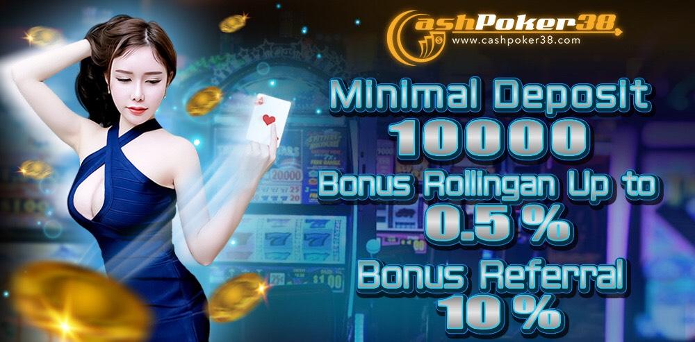 Cashpoker38 : Agen Idn Poker | Ceme Online | Situs Asiapoker