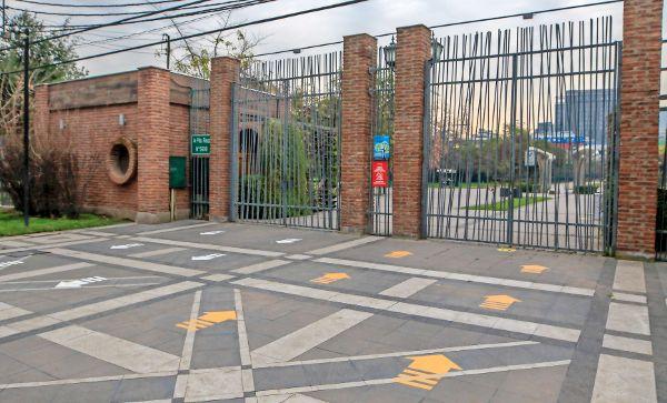 Comunas capitalinas alistan reapertura de parques con estrictos resguardos sanitarios