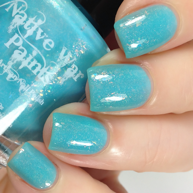 Native War Paints-Unicorn Of The Sea