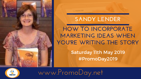 Introducing Promo Day 2019 Presenter Sandy Lender