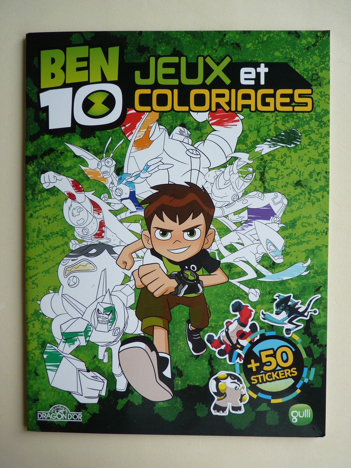 Coloriage Ben 10 Gulli.Chagaz Et Vous Des Jeux Et Des Coloriages Pour Mon
