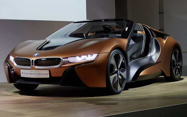 BMW carro de condução autônoma