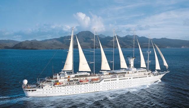 4 πλοία της Windstar Cruises θα πιάσουν λιμάνια στην Πελοπόννησο το 2021