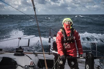 Dongfeng sur la Volvo Ocean Race 2018
