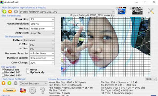 CARA MEMBUAT PHOTO MOSAIC DI ADOBE PHOTOSHOP
