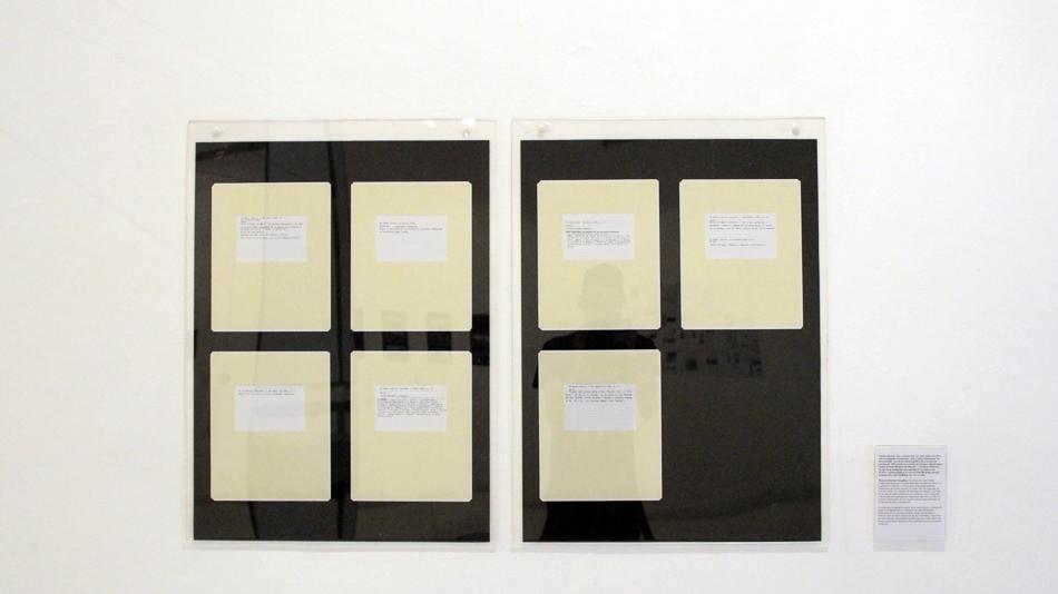 Imagenes de fichas hemerograficas del archivo del investigador venezolano Juan Carlos Palenzuela