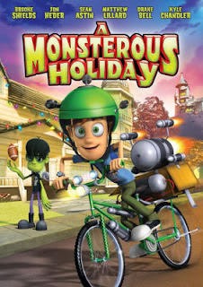 Vacanta monstruoasa A Monsterous Holiday Desene Animate Online Dublate si Subtitrate in Limba Romana HD Disney Channel