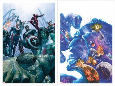 Immortal Hulk Cover Art Prints by Alex Ross x Grey Matter Art x Marvel Comics