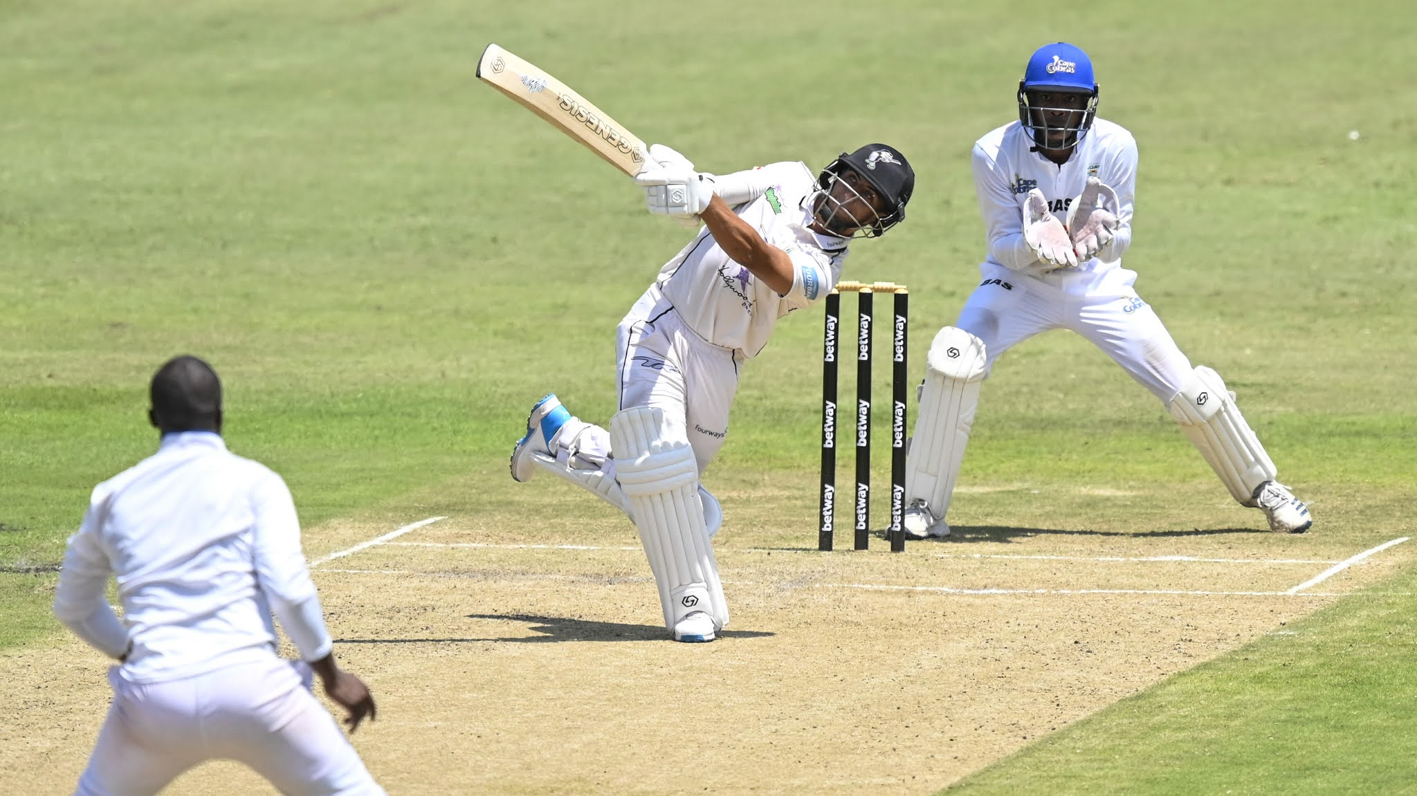 Dolphins enjoy solid opening day against Cobras