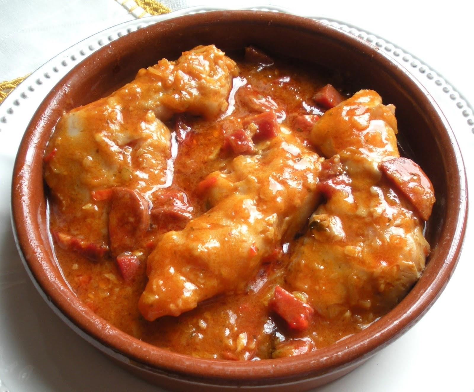 Aquí Se Cocina Manitas De Cordero A La Riojana