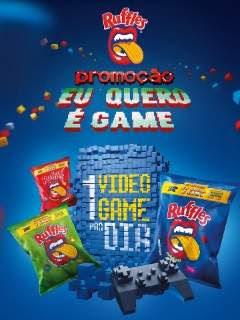 PS4 Todo Dia Nova Promoção Ruffles 2018 Eu Quero Game