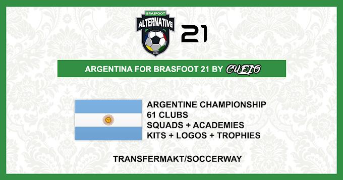 Argentina - Brasfoot 2021