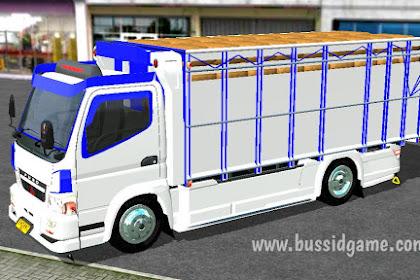 Mod Truck Canter Mukhlas v2 Varian D By RSM