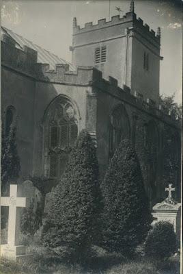 Holy Rood Church Buckland Newton