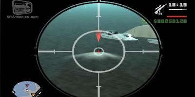 Tembak Ryder dengan Sniper Rifle Pier 69