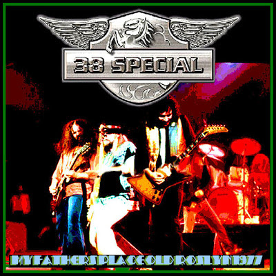 Rockliquias: 38 Special - My Fathers Place, Old Roslyn 1977