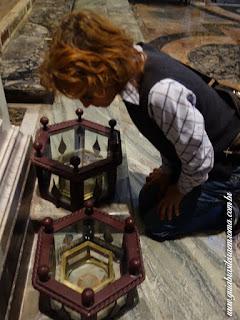 Santa Pudenziana milagre eucaristico guia brasileira roma - Um pouco de história da igreja de Santa Pudenciana