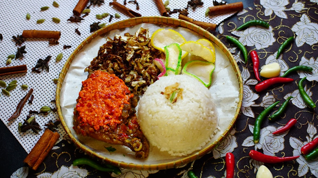 Ayam Ketuk Is The Town KL,Selangor and Negeri Sembilan