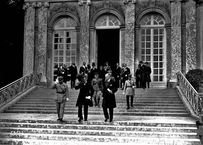 1920. június 4.: Egy egész nemzet kiáltja: Nem, Nem, Soha!
