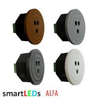 Schodowe, optyczne czujniki odległości i ruchu do LED 12V 100cm - ALFA smartLEDs