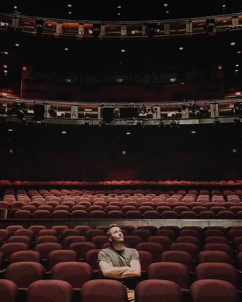 Luke Fandrich Dolby Theatre