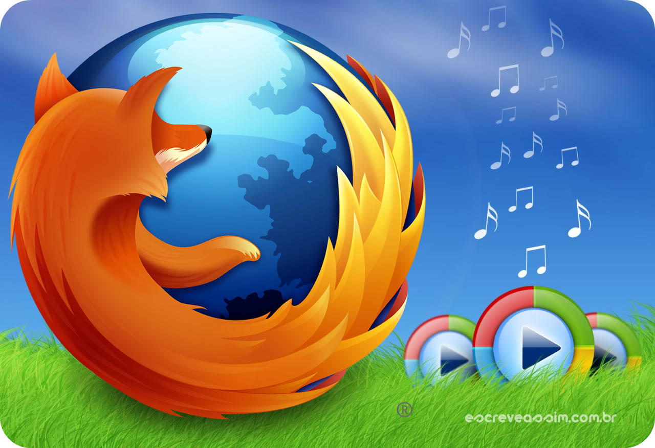 Html music player firefox