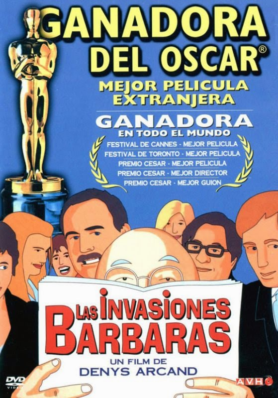 the barbarian invasions les invasions barbares oscar academy award