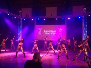 scenografie video danza