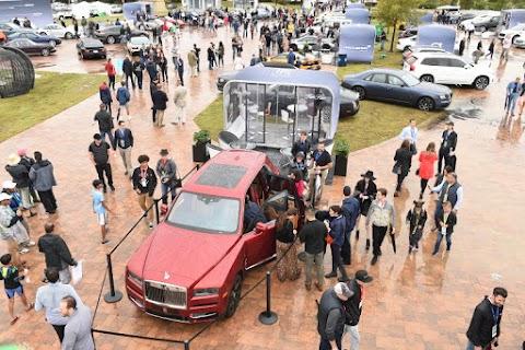 Park Place Luxury & Supercar Showcase