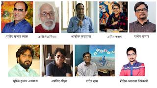 हिंदी में कला लेखन परंपरा बहुत अधिक विकसित नहीं हुई    #NayaSaberaNetwork